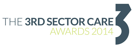 The 3rd Sector Care Awards 2014